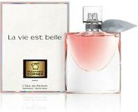 La Vie Est Belle Perfume Sample Eau De Parfum 10ml Atomiser Spray Valentines