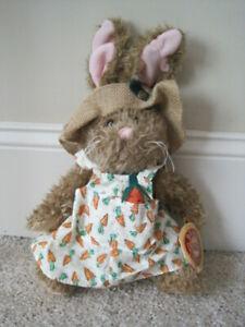 Brass Button Pickford Bears Flora Rabbit Hare of Serenity Bunny