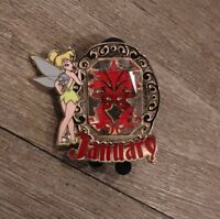 Disney Tinker Bell's Trinkets Birthstone January 2013 Limited Release Pin