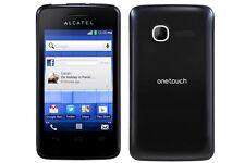 Brand NEW SIM GRATIS Alcatel One Touch Pixi Smartphone Black Android.