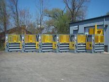 New listing Speed-Pak Vertical Cardboard Baler