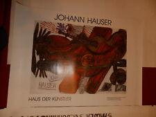 Johann Hauser poster de la maison des artistes dans Gugging/vienne NR 4