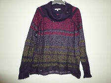 Per Una Cowl Neck Striped Jumpers & Cardigans for Women