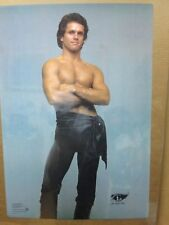 For ladies only Vintage Hot Guy Mr. Harrison 1981 poster Inv#G1968