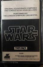 Star Wars Original Soundtrack The London Symphony Orchestra Audio Cassette Tape