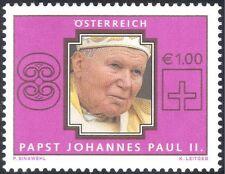 Austria 2005 Pope John Paul II/People/Religion 1v (n23218)