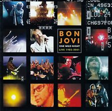 BON JOVI : ONE WILD NIGHT - LIVE 1985-2001 / CD (ISLAND 548 865-2) - NEUWERTIG