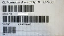 * NEW *  HP Formatter Assembly for  CLJ CP4005n/dn  CB503-69001