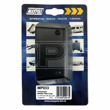 Maypole Britax 867.00.12V - Commercial Number Plate Lamp (033)