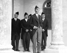 1932-King Feisal of Iraq-Mesopotamia-Celebrating Iraq Joining League of Nations