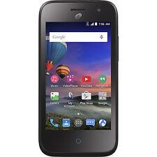TracFone ZTE Citrine 4G LTE Prepaid Smartphone