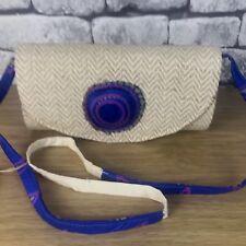 Eco Bag Handbag Natural Jute Ethical Boho Indie Environmental Vegan