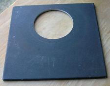 Sinar Lens Board Originale Pannello per il Copal 3 serrande con aumento di offset