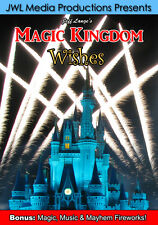 Walt Disney World Fireworks DVD Wishes All Versions, HalloWishes, Christmas