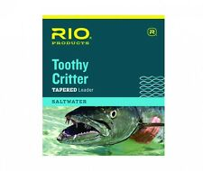 Rio Toothy Critter Tapered Leader 7.5Ft 30 Lb 13.6Kg