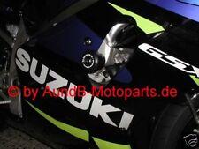 GSXR 1000 K1-K2 B&G Sturzpads NEU / Crashpads NEW