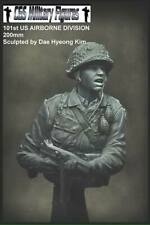 CGS 101st Airborne Division Screaming Eagles WW2  1/9th Bust Unpainted kit