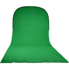 Impact Super Collapsible Background - 8 x 16' Chroma Green