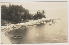 USA postcard - Spruce Point, Boothbay, Maine - RP