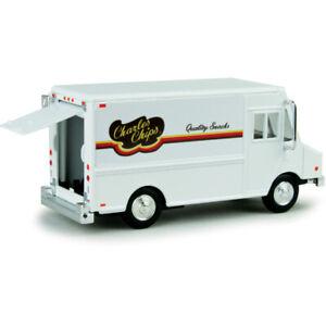 Charles Chips 1:48 Scale Delivery Step Van American Herritage Models