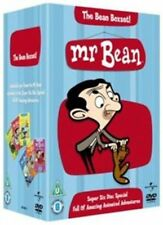 Mr Bean - The Animated Adventures Volumes 1-6 5050582804997 DVD Region 2