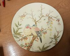 ROYAL WORCESTER Plate  Oriental Seasons - WINTER  27cm /10.5 inches