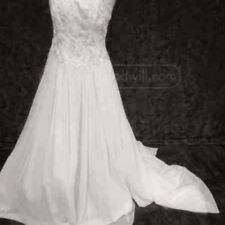 Beautifully detailed Galina Wedding Gown size 8 NWT ***Free shipping!!