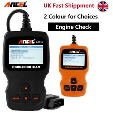 Ancel Car Fault Code Reader OBD2 Scanner Check Engine Dignostic Repair Tool UK