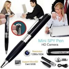 Mini SPY Pen Hidden HD Cam Camera Video USB DVR Recording SpyCam Hide Voice NEW