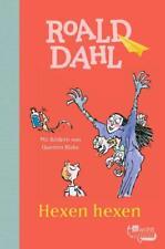 Hexen hexen von Roald Dahl (2016, Gebundene Ausgabe)