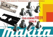 Makita Jigsaw Base Plate Screw X 4 +4 Spare 4340CT 4340FCT 4341CT 4341FCT 4350CT