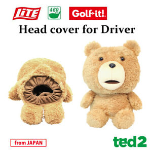 2020 LITE Golf Japan Ted2 H-308 Head cover for Driver 460cc 20sp