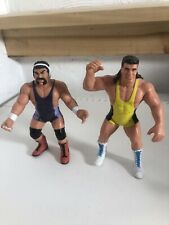 WCW The Steiner Brothers (rick And Scott) Action Figure