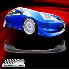2003-2005 AW Style PU Front Bumper Lip Spoiler Fits Honda Civic 3 Door Hatchback