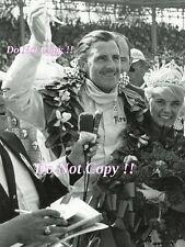 Graham Hill victoria retrato indianaplois 500 1966 fotografía