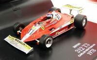 Hotwheels 1/43 Scale LSF14 - F1 Ferrari 312 T3 - C.Reutemann 1978