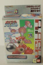 ROCKMAN 8 Rush Rash Ironbuster Mega Armor Bandai Mega Man Model Kit Figure