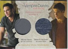 THE VAMPIRE DIARIES SEASON 4 - DM5 TYLER LOCKWOOD JEREMY GILBERT DUAL WARDROBE