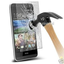 100%  Real Tempered Glass Film Screen Protector for HTC Desire 620 Phone