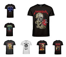 Jack & Jones T-Shirt  AC DC / Metallica / Motörhead / Iron Maiden