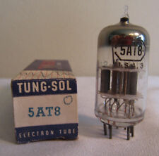Tung Sol 5AT8 Electronic Tube In Box