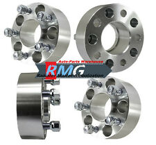 """4PC  2""""  5x5 Hub centric Wheel Spacers For 1999-2010 Jeep Grand Cherokee"""