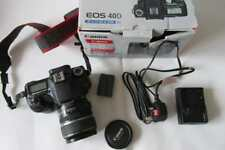 Canon EOS 40D 10.1MP Digital-SLR fotocamera DSLR + - S EF IS USM 17-85 mm Lens-Boxed