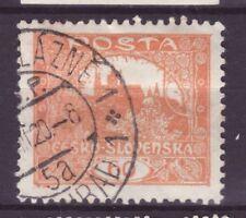 Tschechoslowakei CSR Nr.    20  gest.   Hradschin Prager Burg      -11-