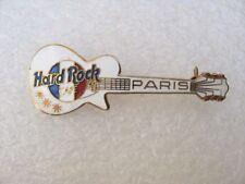 BROCHE GUITARE HARD ROCK CAFÉ PARIS / HRC GUITAR PIN BROOCH