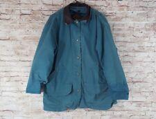 Woolrich Jacket Coat Canvas Barn Work FieldIndian Blanket Lined Size XL