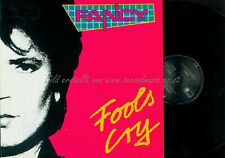LP---  Fancy ‎– Fools Cry   // Maxi