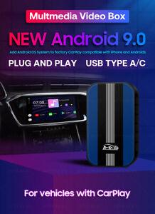"NEW ""2021"" Version Android CarPlay 9.0 Multi Media Box (MMB)"