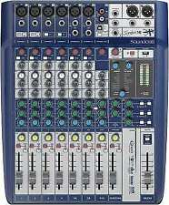 Soundcraft Signature 10 USB Interface Mixer -
