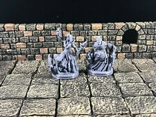 Ice Witches- 28mm scale D&D Miniature